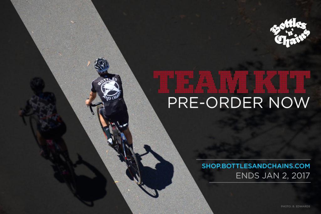 BnC Team Kit Pre-Order
