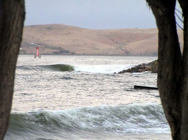 Nutgrove Point, Sandy Bay.